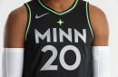 2020-2021 Timberwolves City Edition Jerseys Released
