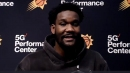 Deandre Ayton eager to start third season with new additions Chris Paul, Jae Crowder