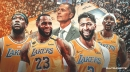 Lakers' brilliant offseason gets cherries on top with LeBron James' extension, Anthony Davis' long-term commitment