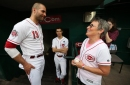 John Fay: Many Cincinnati Reds moments to remember, but a personal one tops my list