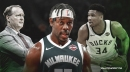 Jrue Holiday confident he can 'handle pressure' of being on Bucks