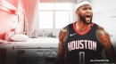 DeMarcus Cousins finally feels healthy, gets emotional talking about battle with injuries