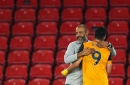 Nuno issues 'positive' update on Raul Jimenez after surgery