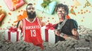 James Harden's insane $300k+ gift bag to Lil Baby for his birthday