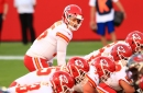 Patrick Mahomes named AFC offensive player of the month