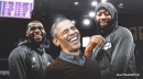 Lakers' Anthony Davis responds to Barack Obama saying he should carry load over LeBron James to start season