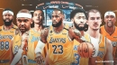 Anthony Davis reveals 2 Lakers teammates who give him, LeBron James most confidence in themselves