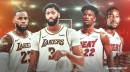 Lakers-Heat NBA Finals rematch scheduled for Feb. 20 on national television
