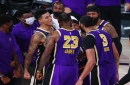 Los Angeles Lakers 2020-21 Schedule: First Half Games, Dates & More
