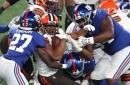 Giants-Browns final score: New York falls, 20-6