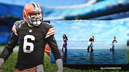 Browns QB Baker Mayfield turns to TLC as Cleveland hits 10-win mark for first time since 2007