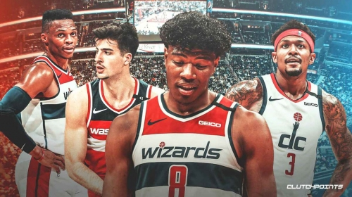 Wizards forward Rui Hachimura out 3 weeks with an eye infection