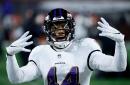 DE Calais Campbell, CB Marlon Humphrey among seven Ravens named to Pro Bowl