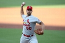 "Royals have ""shown interest"" in starting pitcher Adam Wainwright"