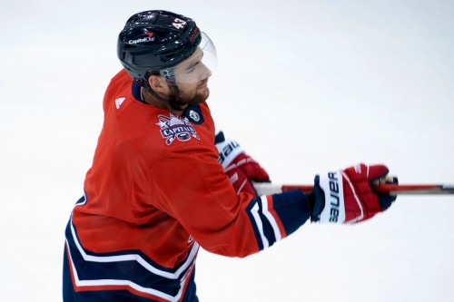 Devils, Capitals, Predators 1st NHL teams to unveil ads on helmets