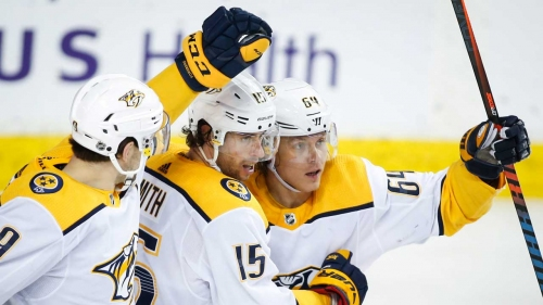 Predators sign Mikael Granlund to one-year, $3.75 million contract