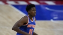 Frank Ntilikina doesn't get contract extension from Knicks