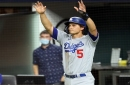 Andrew Friedman Hopeful Corey Seager Will Be 'Big Part' Of Dodgers' Future