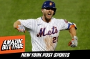 Listen to Episode 33 of 'Amazin' But True': Pete Alonso talks everything Mets