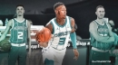 Terry Rozier knocks down 10 triples in career-high 42-point outing for Hornets vs. Cavs
