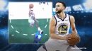 VIDEO: Warriors star Stephen Curry breaks out vintage crossover on Jrue Holiday in Christmas Day matchup