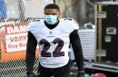 Ravens CB Jimmy Smith ruled out vs. Giants; WR Marquise Brown, DE Calais Campbell questionable
