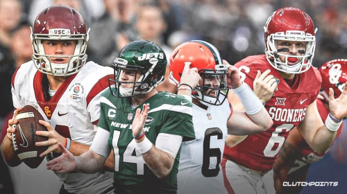 Jets QB Sam Darnold reacts to Baker Mayfield, Browns' spectacular season ahead of Week 16 tilt