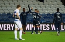 Ayew and Lowe strikes sink QPR to lift Swans into second in Championship