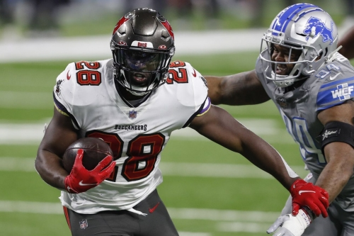 Highlights from the Bucs' Week 16 win over the Detroit Lions