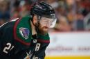 Coyotes send veteran Derek Stepan to Ottawa Senators for high draft pick