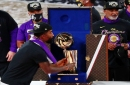 Lakers Send Championship Rings To Dion Waiters, JR Smith & Magic Johnson