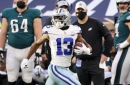 After a rocky start, the Cowboys turn it on to beat the Eagles 37-17 and stay alive in the NFC East