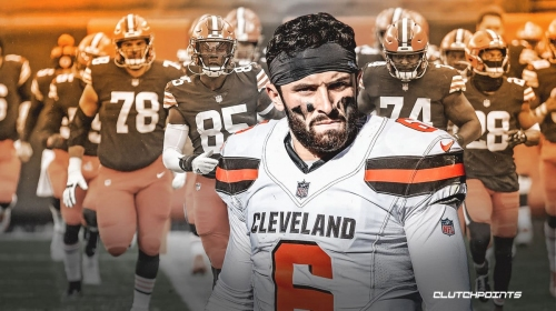 Browns' Baker Mayfield claims he 'failed this team' after 4th-quarter fumble vs. Jets