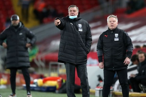Liverpool fans respond to Allardyce comments after West Brom draw