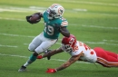 Dolphins' Jakeem Grant likely to miss season finale vs. Buffalo Bills