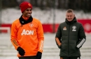 Marcus Rashford gives Manchester United injury boost
