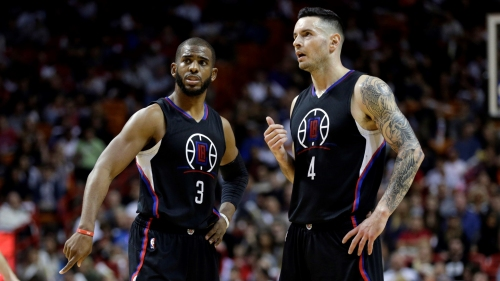 Suns' Chris Paul 'squeezes the juice out of every possession,' says former teammate Redick
