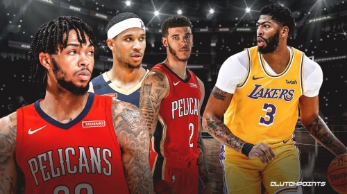 Brandon Ingram opens up on Anthony Davis rumors that 'killed' Lakers' young core