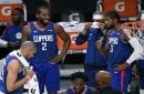 Clippers star Kawhi Leonard is speaking up