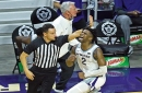 Miguel hits game-winner as men's basketball survives another upset