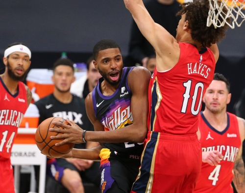 Phoenix Suns make early statement in blowout win over New Orleans Pelicans