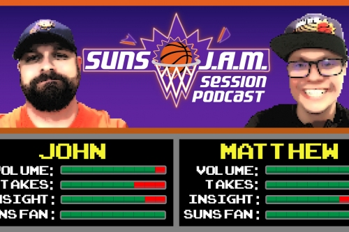 Suns JAM Session Podcast: Suns (3-1) vs. Pelicans Post Game Pod