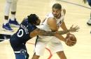 Dane Moore NBA Podcast: The Slippery Slope Of Brutal Timberwolves Losses