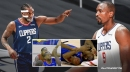Clippers star Kawhi Leonard's savage message to Serge Ibaka after getting injured by him