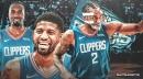 Paul George, Serge Ibaka's new name for masked Clippers star Kawhi Leonard