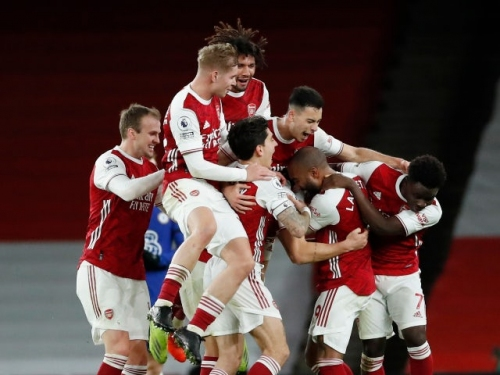 How Arsenal could line up against West Bromwich Albion