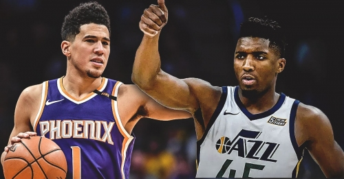 NBA odds: Suns vs. Jazz prediction, odds, pick, and more