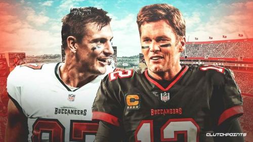 VIDEO: Buccaneers' Tom Brady's hilarious impression of Rob Gronkowski