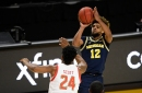 Mike Smith on Michigan basketball's perfect record, finding his role with Wolverines