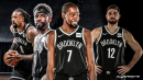 Kyrie Irving says Nets 'really dangerous' with new game plan after losing Spencer Dinwiddie